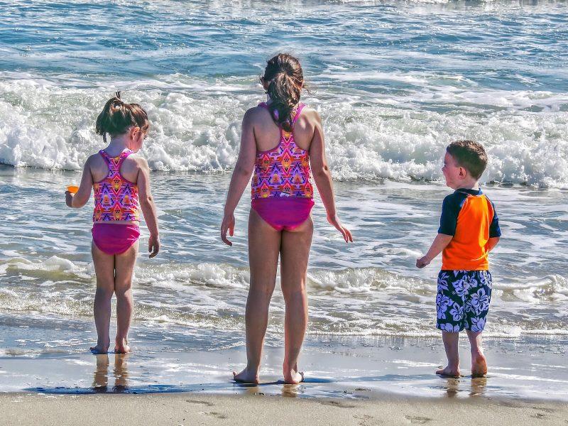 Plaže za djecu u Hrvatskoj