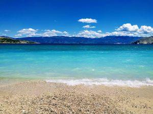 šljunčane plaže Hrvatska