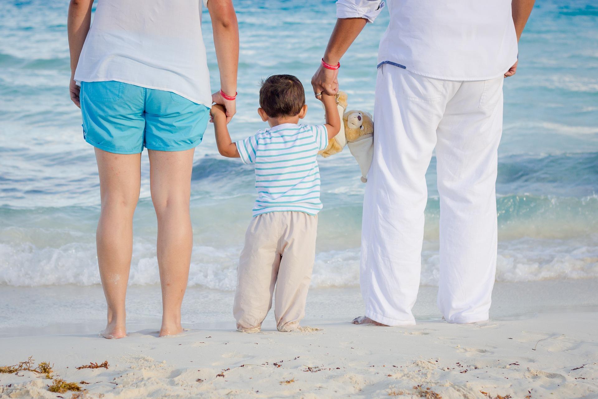 Obiteljsko ljetovanje - što ponijeti na more?