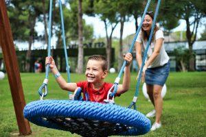 Sadržaji za djecu su sastavni dio većine kuća za odmor