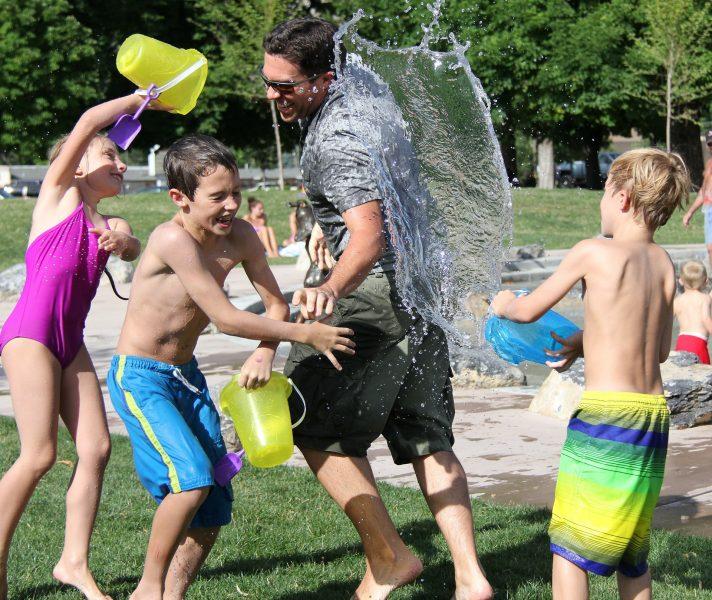 Obiteljske ljetne aktivnosti