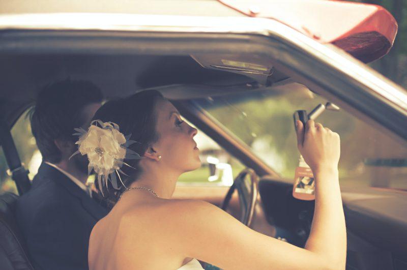 Autom na bračno putovanje