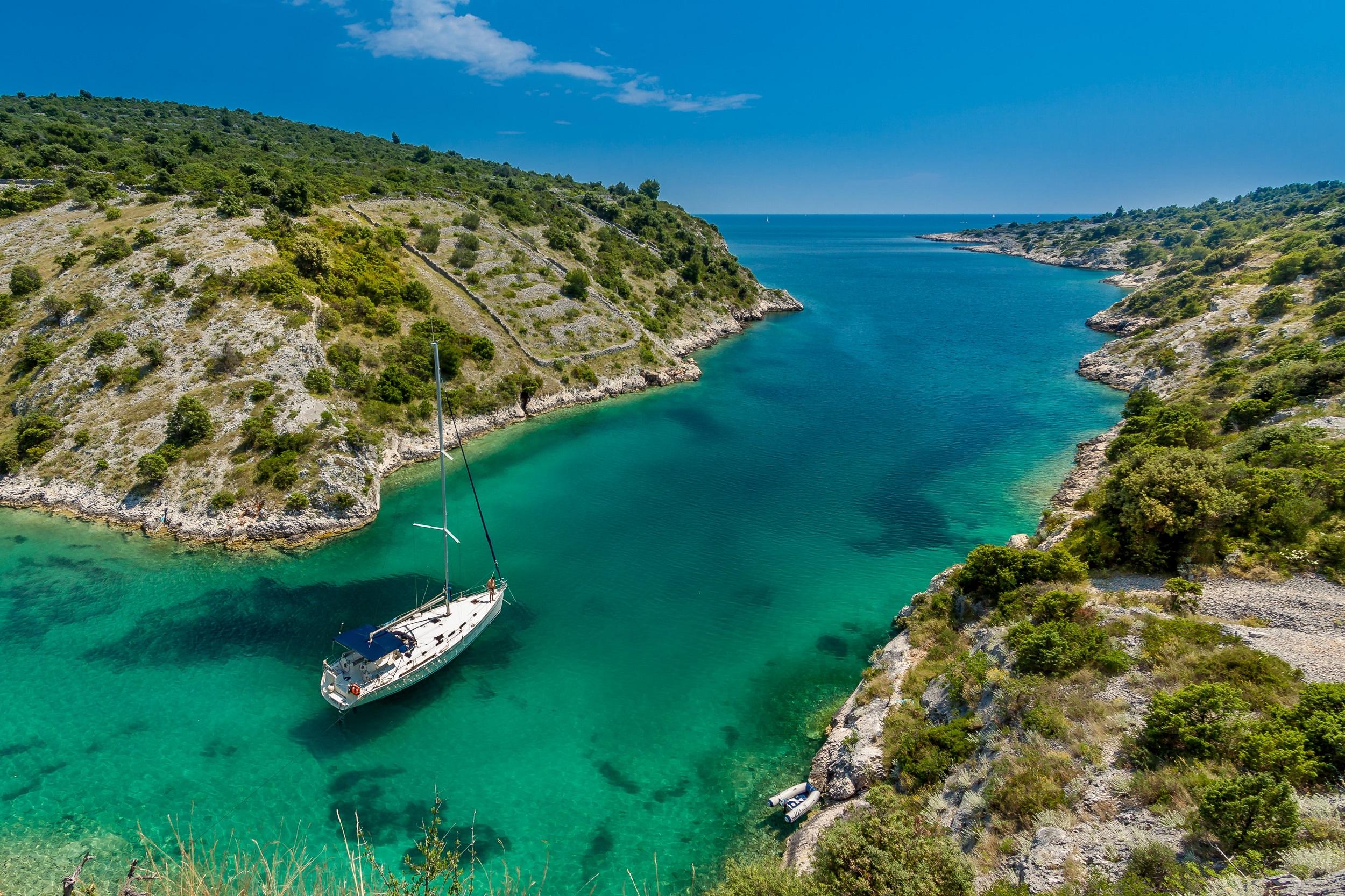 Jedrenje i regate u Hrvatskoj