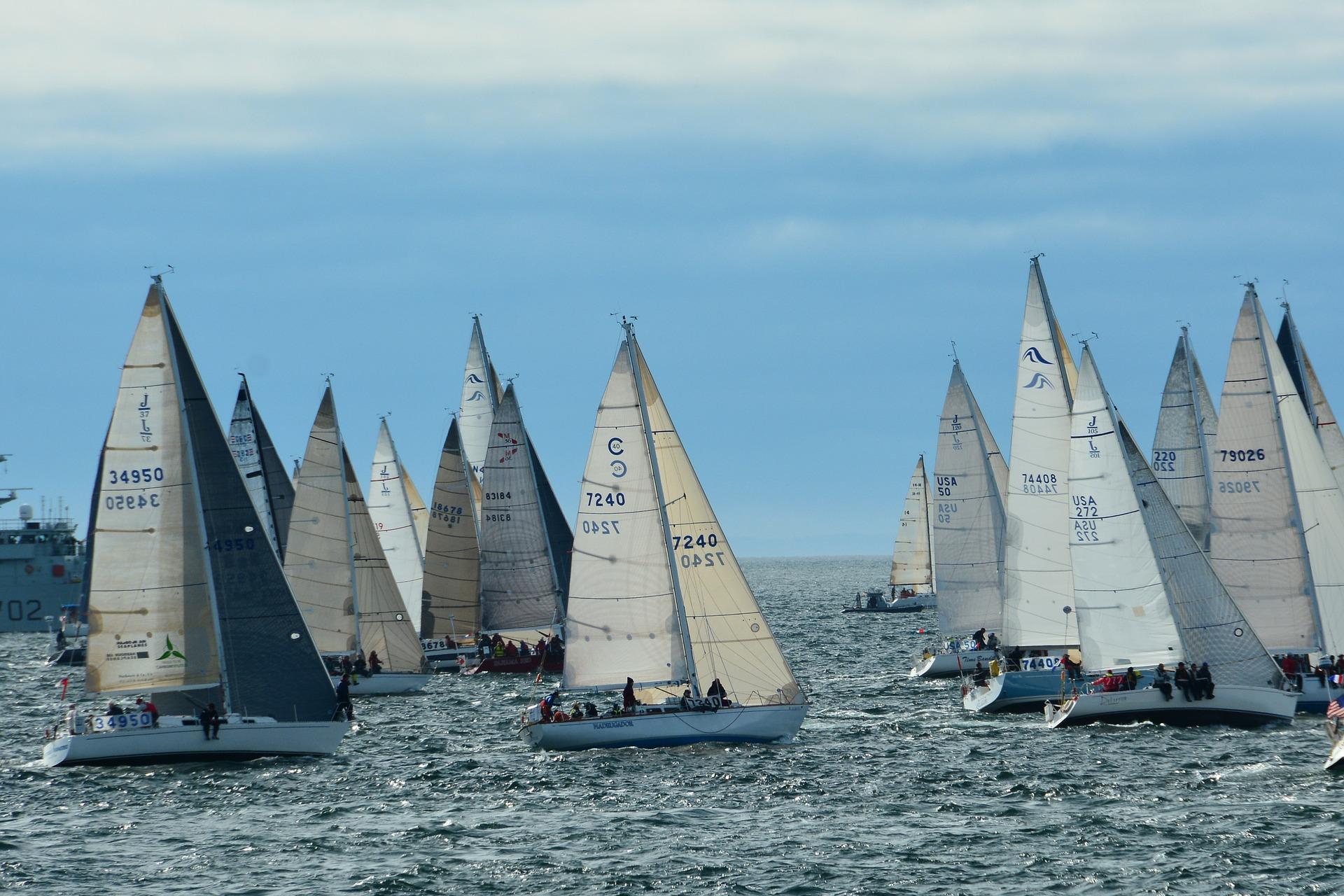 Sudjelovanje u regatama