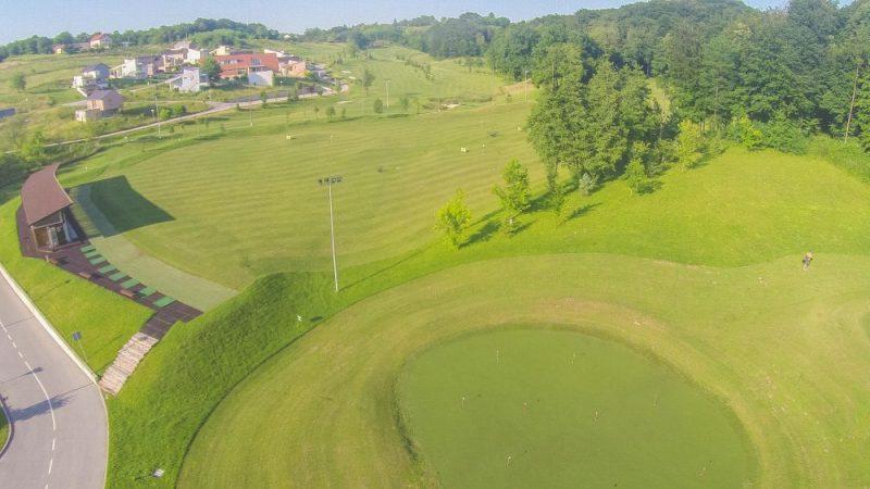 Terme Sveti Marin golf teren
